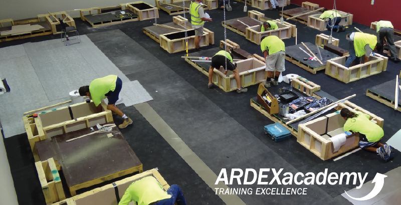 ARDEX Training