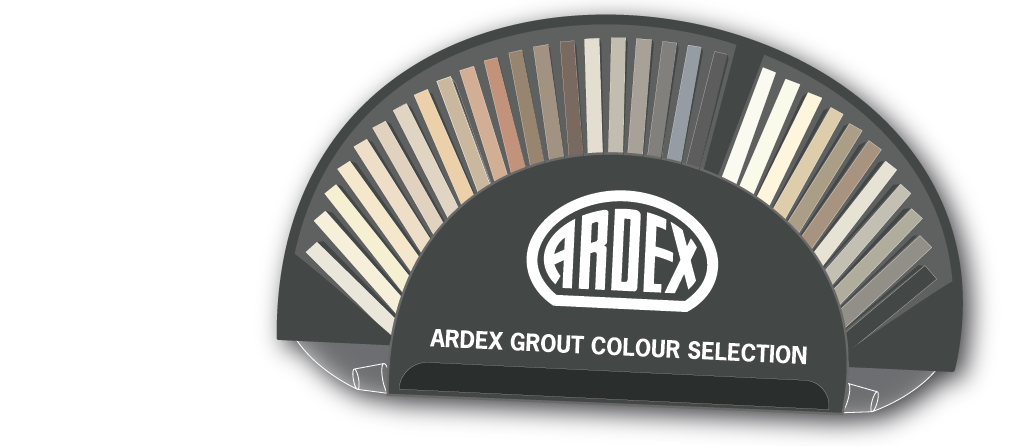 Grout Colour Selector Ardex New Zealand