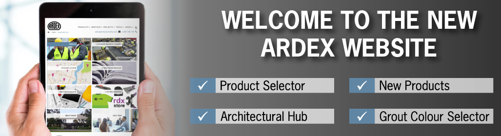 What's New on the New ARDEX Website