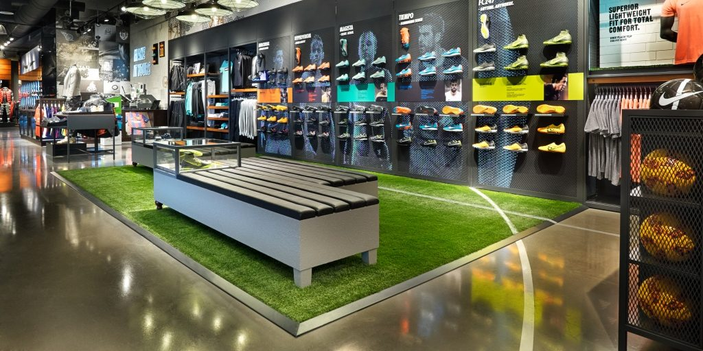 Projects - Nike Store - ARDEX New Zealand 9d4bfeea9
