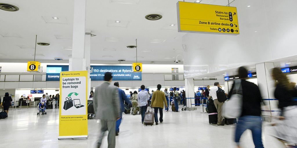 ARDEX Heathrow Terminal