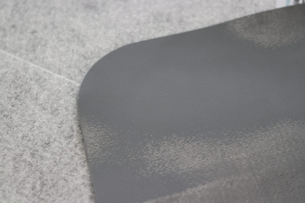 To show the texture of the material comprising ARDEX WPM 720